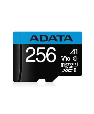 Pamäťová karta ADATA MicroSDXC 256GB + adapter