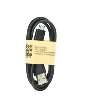 USB kábel  - Micro USB  čierny
