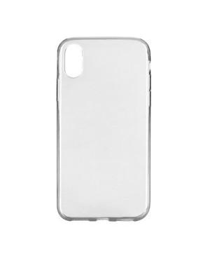 Silikonové puzdro Ultra Slim 0,3mm pre Apple iPhone  X transparent