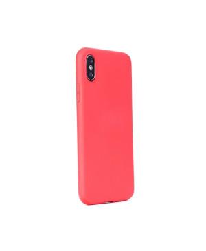 Silikónové puzdro Forcell Soft Magnet pre Huawei P Smart 2019/ Honor 10 Lite červené