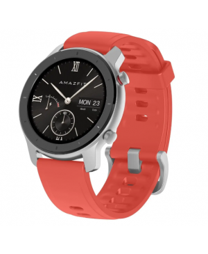 Xiaomi Amazfit GTR 42mm SmartWatch Red (EU Blister)