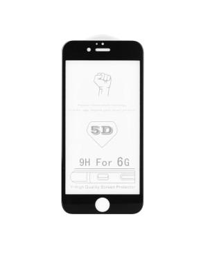 Tvrdené sklo Roar 5D Glass pre Huawei P Smart S/Y8p celotvárové čierne, full glue