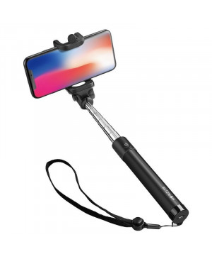 Selfie tyč BlitzWolf BW-BS6 čierna