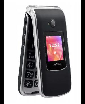 myPhone Rumba 2, Dual SIM, Black - SK distribúcia