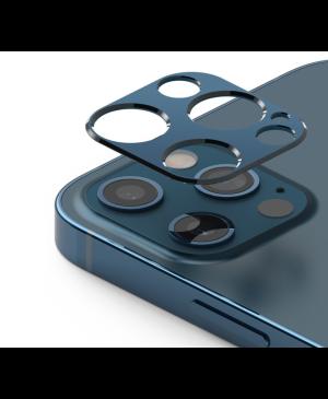 Tvrdené sklo na objektív Apple iPhone 12 Pro Ringke Camera Styling modré