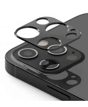 Tvrdené sklo na objektív Apple iPhone 12 Pro Ringke Camera Styling strieborné