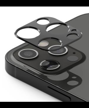 Tvrdené sklo na objektív Apple iPhone 12 Pro Ringke Camera Styling šedé
