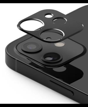 Tvrdené sklo na objektív Apple iPhone 12 Ringke Camera Styling čierne