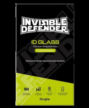 Tvrdené sklo na Xiaomi Poco F3 Ringke Invisible Defender celotvárové čierne