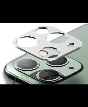 Tvrdené sklo na objektív Apple iPhone 11 Pro/11 Pro Max Ringke Camera Styling strieborné