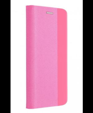 Diárové puzdro na Xiaomi Redmi Note 9T 5G Sensitive Book ružové