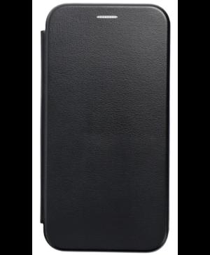 Diárové puzdro na Samsung Galaxy A02s Forcell Elegance čierne