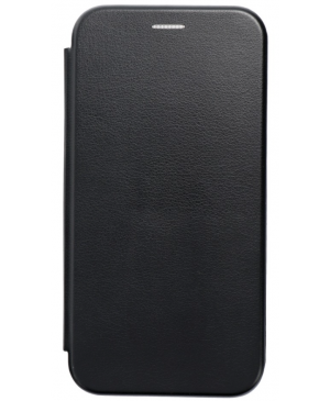 Diárové puzdro na Apple iPhone 7/8/SE 2020 Forcell Elegance čierne