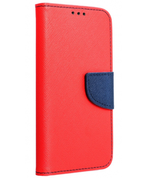 Diárové puzdro na Samsung Galaxy S10 Lite Fancy červeno-modré