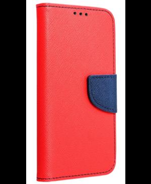 Diárové puzdro na Samsung Galaxy A71 Fancy červeno-modré