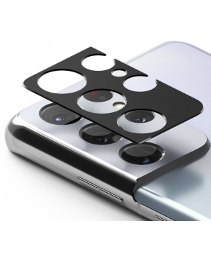 Tvrdené sklo na objektív Samsung Galaxy S21 Ultra Ringke Camera Styling čierne