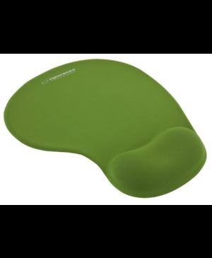 Podložka pod myš Esperanza - gelová, zelená