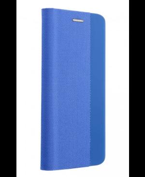 Diárové puzdro na Xiaomi Redmi Note 9T 5G Sensitive Book modré