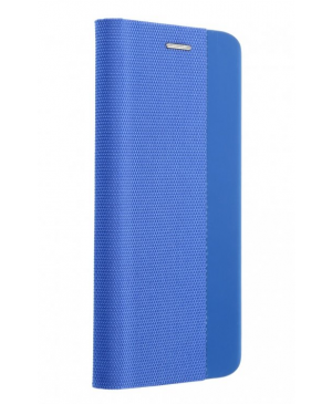 Diárové puzdro na Xiaomi Redmi 9T Sensitive Book modré