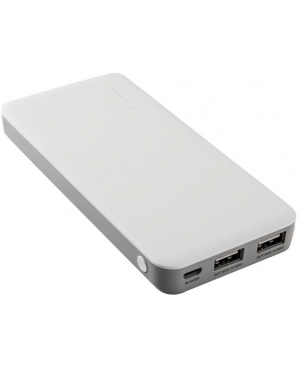 Powerbanka Lenovo  MP1060 10000 mAh dual USB sivá
