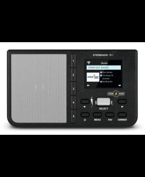 Internetové rádio Technisat STERNRADIO IR 1 čierne