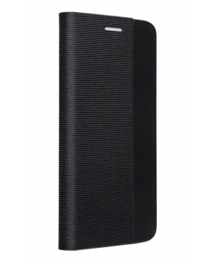 Diárové puzdro na Xiaomi Redmi Note 9T 5G Sensitive Book čierne