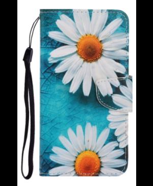 Diárové puzdro na Xiaomi Redmi 9A/9AT Fancy kvet