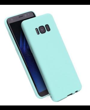 Silikónové puzdro Samsung Galaxy A22 5G Candy mätové