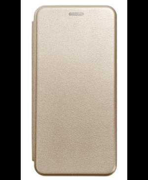 Diárové puzdro na Xiaomi Redmi Note 9T 5G Forcell Elegance zlaté