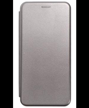 Diárové puzdro na Samsung Galaxy A02s Forcell Elegance sivé