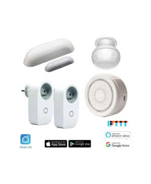 iQtech SmartLife Chalupár štartovací set