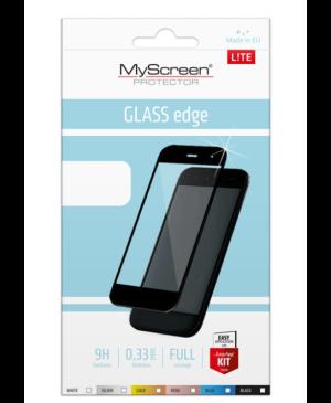 Tvrdené sklo My Screen Lite 9H Full Glue pre Samsung Galaxy A02s celotvárové čierne