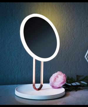 Kozmetické Make-Up zrkadlo iMirror Balet nabíjací s LED Line osvetlením biele