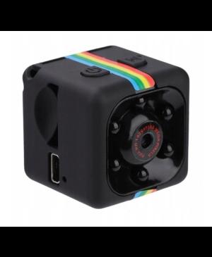 Webkamera Mini FullHD B4-SQ11 čierna