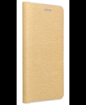 Diárové puzdro na Xiaomi Redmi Note 9T 5G Forcell Luna silver zlaté