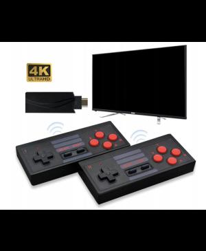 Herná konzola, 8-bit HDMI, 628 hier, 2x bezdrôtový ovládač
