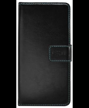 Diárové puzdro na Motorola Moto G8 Power FIXED Opus čierne