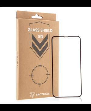 Tvrdené sklo na Apple iPhone 11 Pro Max Tactical Glass Shield 5D čierne