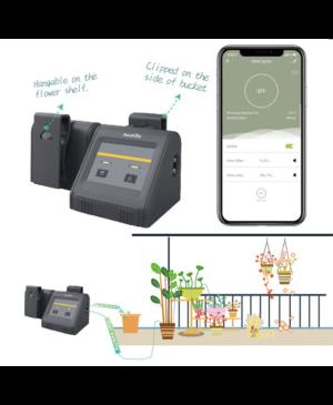 Smart WiFi domáci zavlažovací set Aquanax Rainpoint AQRP003
