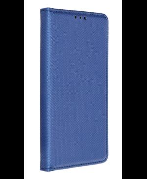Diárové puzdro na Motorola Moto E7 Smart Magnet modré
