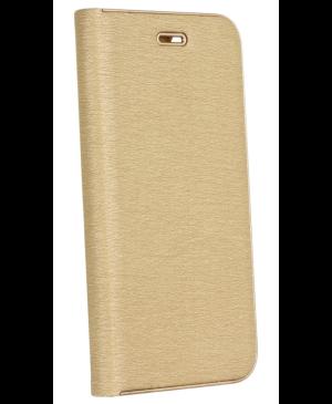 Diárové puzdro na Samsung Galaxy A32 5G Forcell Luna Gold zlaté