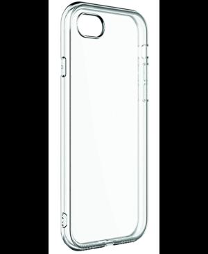 Silikónové puzdro na Huawei Y6 2018 Prime Swissten Jelly transparentné