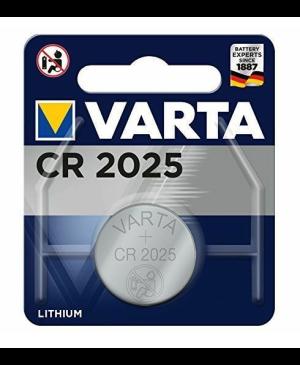Gombíková batéria Varta CR2025 3V