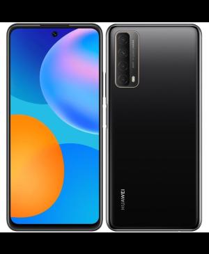 Huawei P smart 2021, 4/128 GB, Dual SIM, Black - SK distribúcia