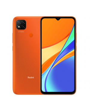 Xiaomi Redmi 9C, 2/32 GB, Dual SIM, Orange