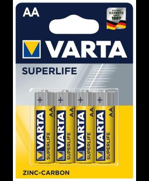 Batérie Varta AA Superlife 4ks