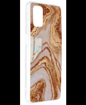 Silikónové puzdro na Samsung Galaxy A41 A415 Forcell MARBLE COSMO vzor 09