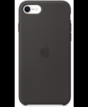 Originálne puzdro Apple MXYH2ZM pre iPhone SE 2020 Silicone - Black