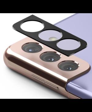 Tvrdené sklo na objektív Samsung Galaxy S21 5G Ringke Camera Styling čierne