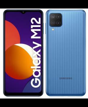 Samsung Galaxy M12, 4/128GB, Dual SIM, Blue - SK distribúcia